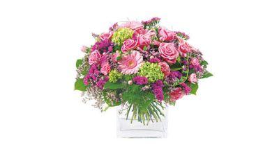 Salmisen kukkakauppa, Lohja