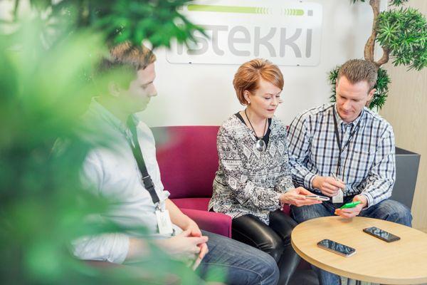 Istekki Oy Viestikadun toimipiste, Kuopio