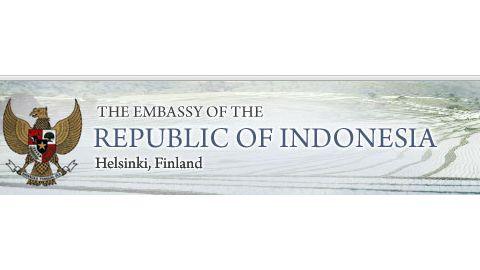 Indonesian Suurlähetystö, Helsinki