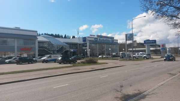 Suomen Autohuolto Oy Tampere, Tampere