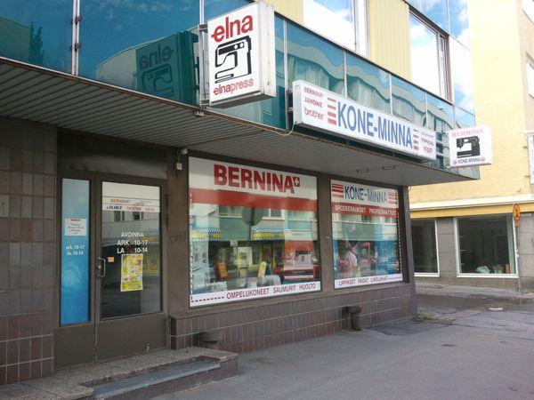Kone-Minna Ky, Kuopio