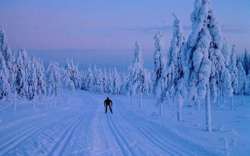 Ristijärven kunta, Ristijärvi