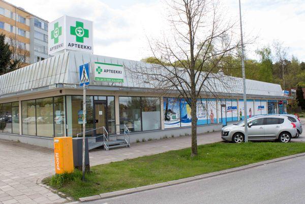 Vasaramäen Sivuapteekki, Turku