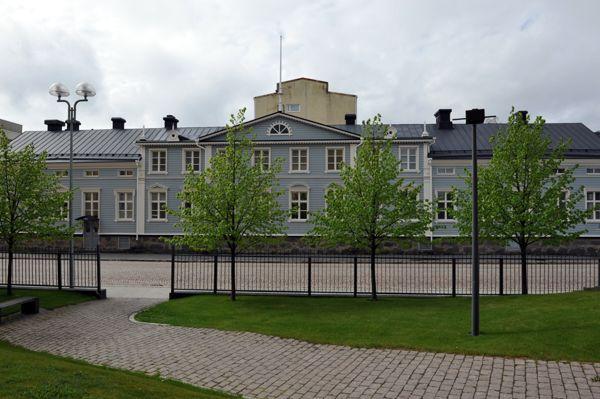 Tilitoimisto A. Karppinen Oy, Oulu