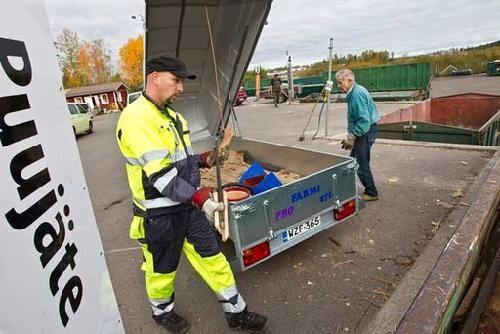 Korsmalmin jäteasema, Lapinjärvi