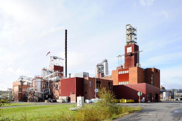 Kraton Chemical Oy, Oulu