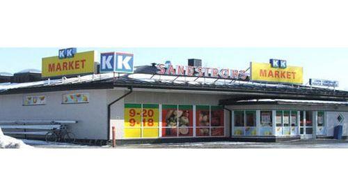 K-Market Sandström, Maalahti