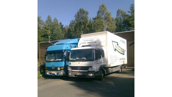 Muuttopalvelu Pietilä Ky, Oulu