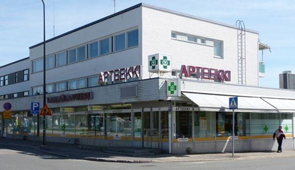 Taulumäen apteekki, Varkaus
