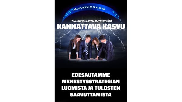 Arvoverkko Oy, Helsinki
