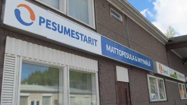 Mattopesula Pesumestarit Oy, Jyväskylä