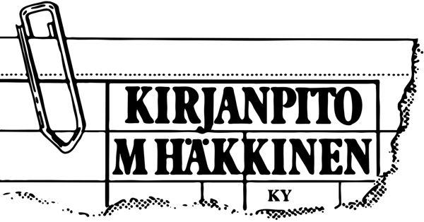 Kirjanpito M Häkkinen Ky