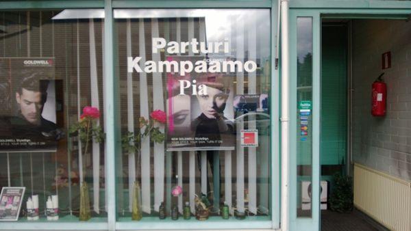 Parturi-kampaamo Pia, Ylöjärvi