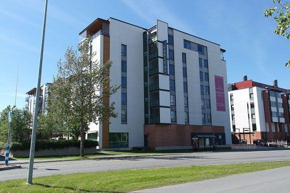 Caritas Palvelut Oy, Oulu