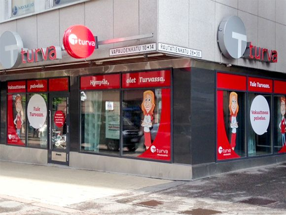 Vakuutusyhtiö Turva Tampere