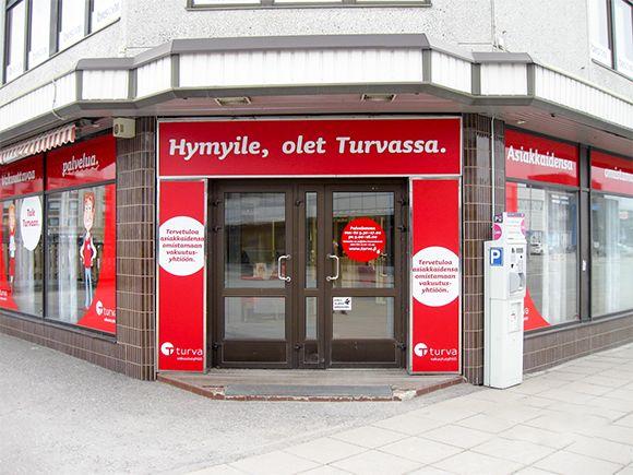 Keskinäinen Vakuutusyhtiö Turva, Seinäjoki, Seinäjoki