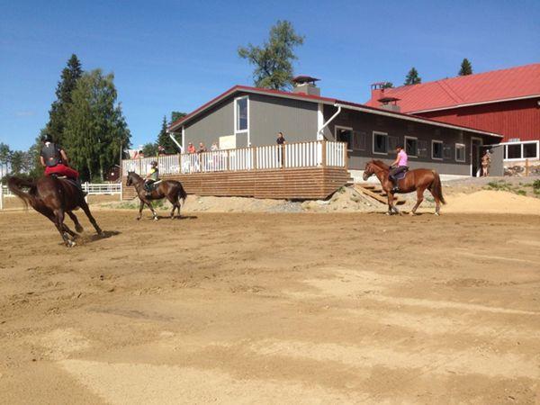 Vuohimäen Ratsastuskoulu Pertti Rautiainen Oy, Savonlinna