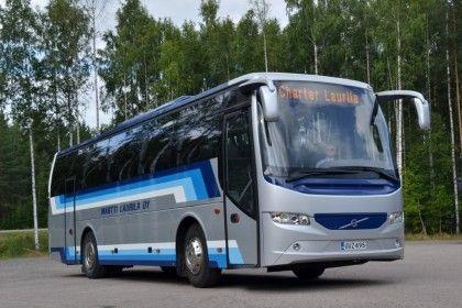 Linjaliikenne Martti Laurila Oy, Kouvola