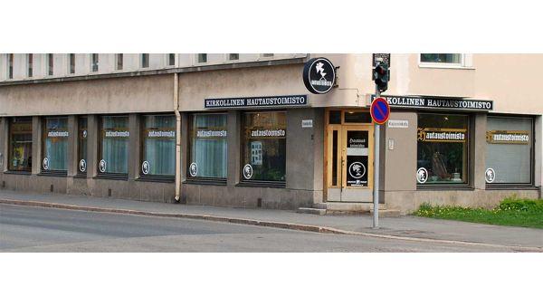 Hautaustoimisto Ikäheimo Oy, Oulu