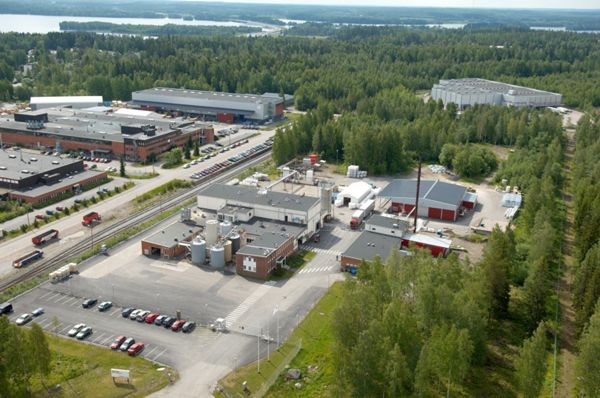 Solenis Finland Oy, Tampere