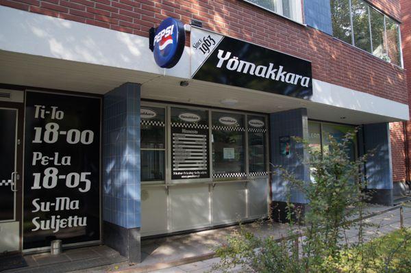 Yömakkara Hämeenlinna