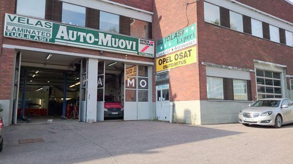 Auto - Muovi Oy Kem, Helsinki