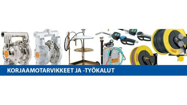 Hydromarket Oy - Konala, Helsinki
