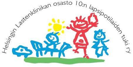 Helsingin Lastenklinikan osasto 10:n lapsipotilaiden tuki ry, Helsinki