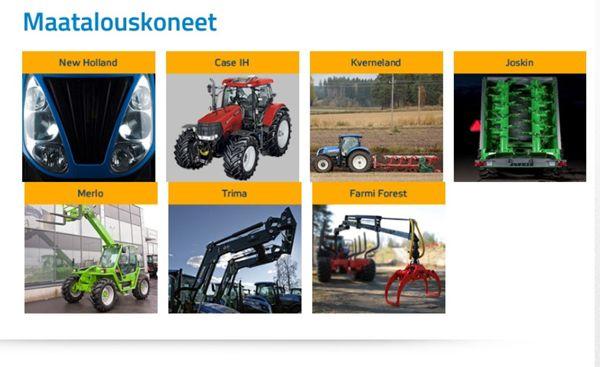 Seinäjoen Konerengas Oy, Seinäjoki