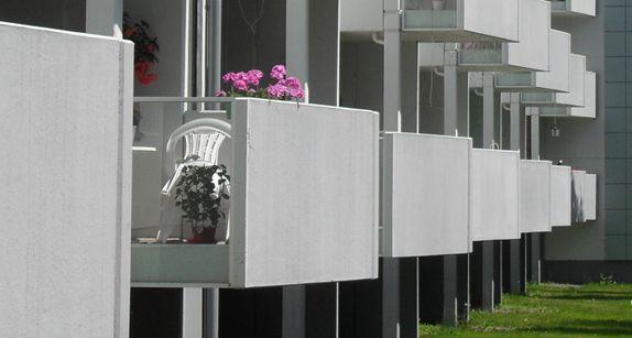Tampereen Vuokra-asunnot Oy, Tampere