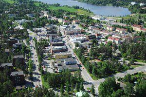 Kankaanpään kaupunki, Kankaanpää