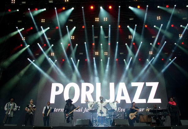 Pori Jazz 66 ry, Pori