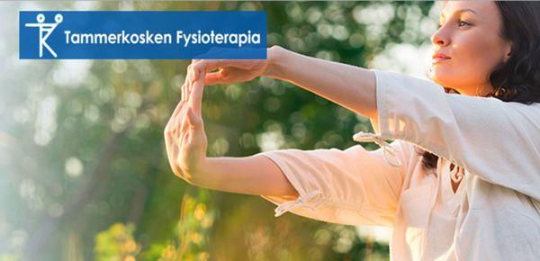 Naprapath-Fysioterapeutti Taina Virta Tammerkosken Fysioterapia, Tampere