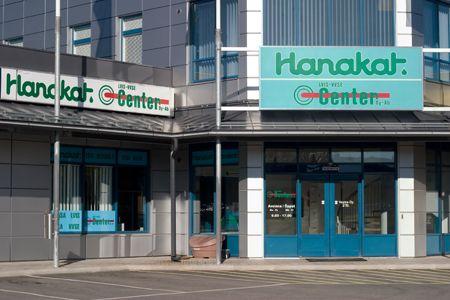Hanakat / Vaasa LVIS-Center Oy/ Vasa VVSE-Center Ab, Vaasa