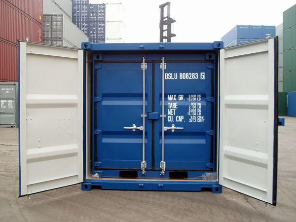 Scandic Container Oy, Espoo