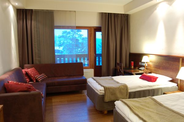 Santa's Hotel Tunturi, Inari