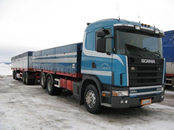 Kuljetusliike Latva-Piikkilä Esa Oy, Kauhajoki