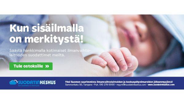Suodatinkeskus Suomi Oy, Tampere