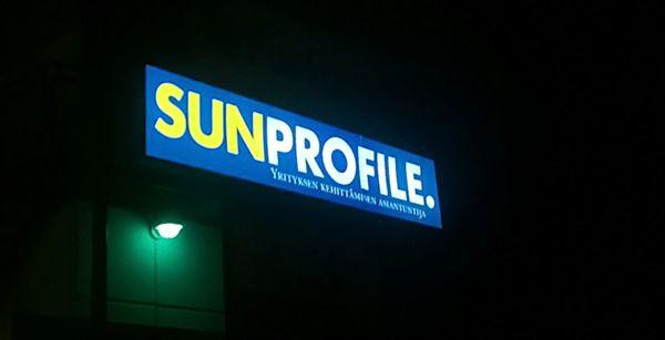 Sunprofile Oy, Helsinki