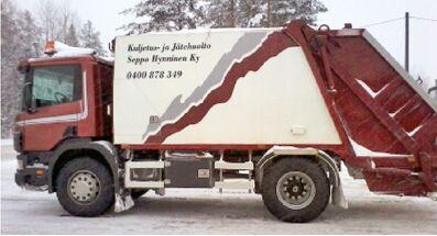 Kuljetus- ja jätehuolto Seppo Hynninen Ky, Hartola