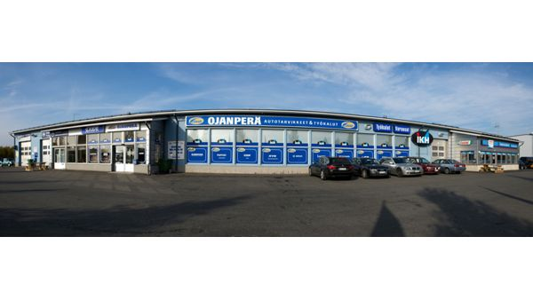 Autopalvelu Ojanperä Oy, Tornio