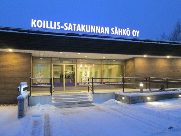 Koillis-Satakunnan Sähkö Oy, Virrat