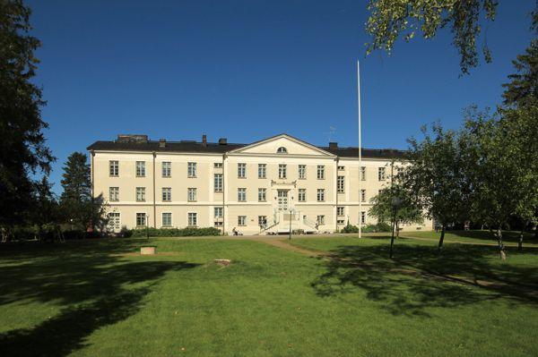 Kauhajoen evankelinen opisto, Kauhajoki