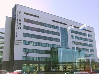 Suomen radonhallinta Oy, Vantaa