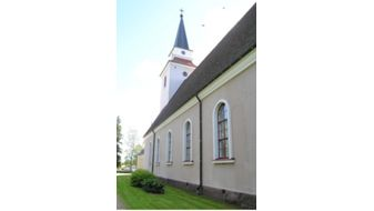 Alavieskan seurakunta / Kirkkoherranvirasto, Alavieska