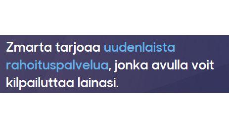 Zmarta / Freedom Rahoitus Oy