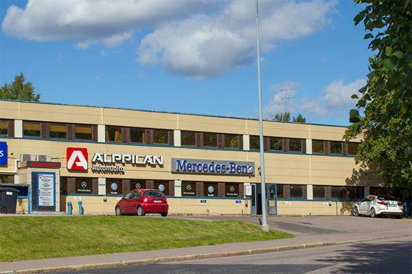 Autokorjaamo Pitäjänmäki