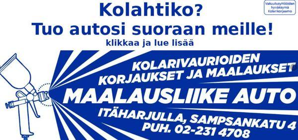 Maalausliike Auto Oy Suutari, Turku