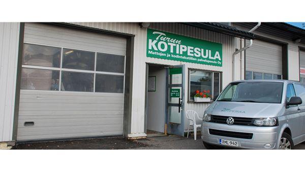 Turun Kotipesula Oy, Turku