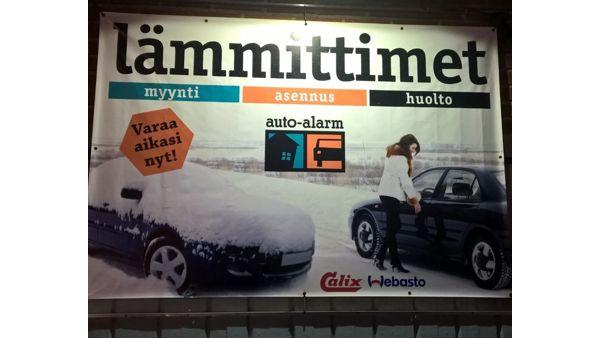 Auto-Alarm Finland Oy, Lahti